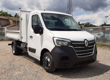 Vente Renault Master CHASSIS CABINE CC PROP RJ3500 L3 DCI 165 BENNE COFFRE Neuf