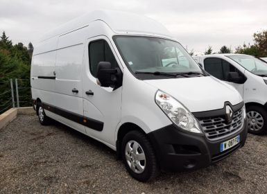 Vente Renault Master FOURGON L3H3 3.5t 2.3 dCi 125 Occasion