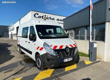 Vente Renault Master l2h2 cabine approfondie 7 place Occasion
