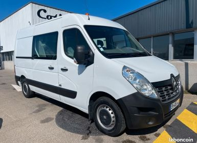 Vente Renault Master l2h2 cabine approfondie 7 places Occasion