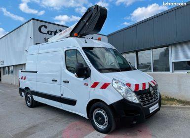 Renault Master l2h2 nacelle Klubb tronqué 2019