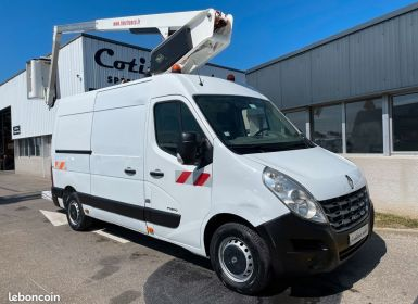 Achat Renault Master l2h2 nacelle Time France 3 places Occasion