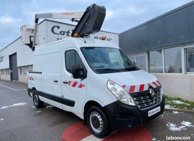 Vente Renault Master l2h2 nacelle tronqué Klubb 2018 Occasion