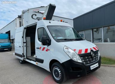 Renault Master nacelle Time France 2015 3 places Occasion