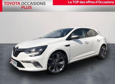Vente Renault MEGANE 1.2 TCe 130ch energy Intens Occasion