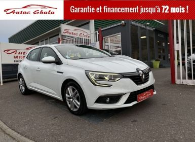 Vente Renault Megane 1.5 DCI 110CH ENERGY BUSINESS Occasion