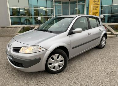 Acheter Renault MEGANE 2 1.6 110 EXPRESSION Occasion