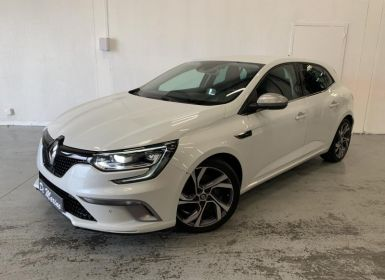 Renault Megane 4 1.6 TCE 205 ENERGY GT EDC7