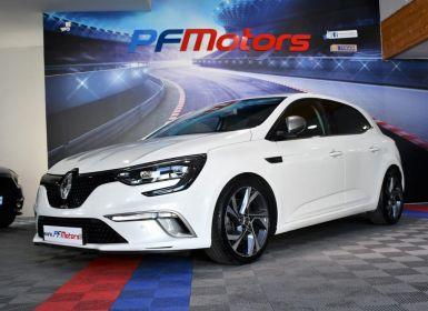 Renault Megane 4 GT 4Control 1.6 TCE 205 GPS RS Drive Caméra LED Pure Vision Attelage JA 18