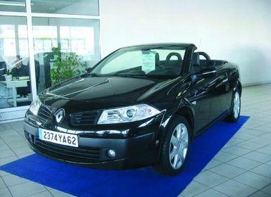 Vente Renault MEGANE CC 1.6L 16V DYNAMIQUE Occasion