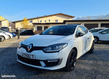 Renault Megane coupe 1.6 dci 130 energy ultimate 02/2015 CUIR TOIT PANORAMIQUE CAMERA Occasion