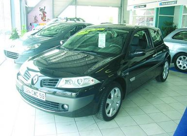 Achat Renault MEGANE COUPE CDi 105CH Occasion