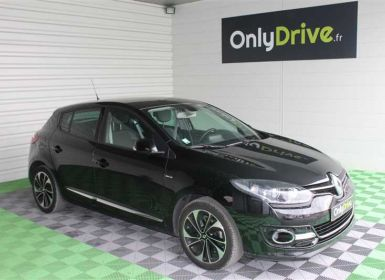 Vente Renault Megane III 1.2 TCE 130 Energy eco2 Bose Occasion