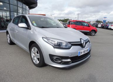 Voiture Renault MEGANE III 1.5 DCI 110CH BUSINESS EDC ECO² 2015 Occasion