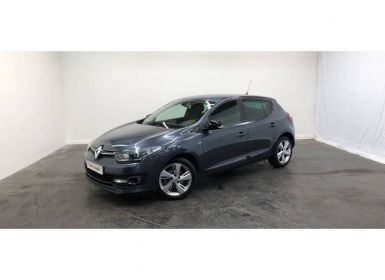 Vente Renault Megane III Berline TCE 115 Energy eco2 Limited Occasion