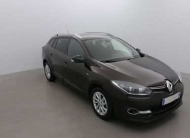 Vente Renault Megane III ESTATE 1.5 dCi 110 LIMITED Occasion