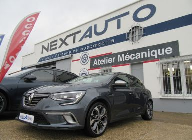 Voiture Renault MEGANE IV 1.2 TCE 130CH ENERGY INTENS GT-LINE Occasion