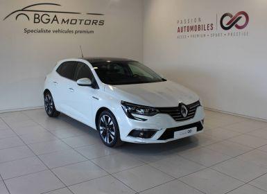 Vente Renault Megane IV BERLINE Mégane TCe 140 EDC FAP Intens Occasion
