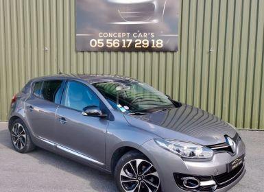 Vente Renault Megane Mégane Phase 3 BOSE EDITION 1.2 TCe EDC 132 cv Occasion