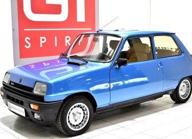 Vente Renault R5 Alpine 5 Turbo Occasion