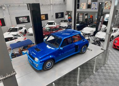 Renault R5 Turbo RENAULT R5 TURBO