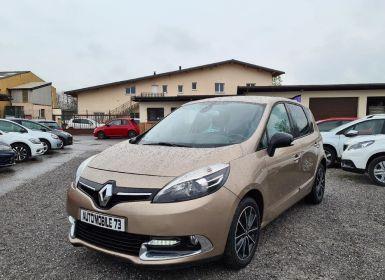 Renault Scenic 1.5 dci 110 bose edc 06/2013 GPS REGULATEUR BLUETOOTH Occasion