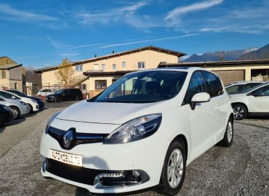 Vente Renault Scenic 1.5 dci 110 dynamique 10/2013 TOIT OUVRANT SEMI CUIR RLINK Occasion