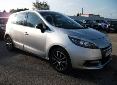 Achat Renault Scenic 1.5 DCI 110CH BOSE EDC Occasion