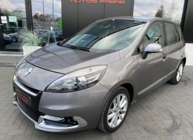 Renault Scenic 1.5 dCi Energy Privilège GPS Cuir Occasion