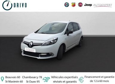 Achat Renault Scenic 1.6 dCi 130ch energy Bose eco² 2015 Occasion