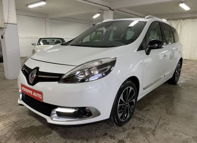 Achat Renault Scenic 1.6 DCI 130CH ENERGY BOSE ECO² 7 PLACES 2015 Occasion