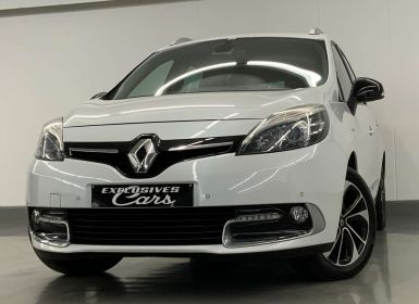 Renault Scenic 1.6 dCi BOSE EDITION GPS CUIR CAMERA CLIM JA Occasion