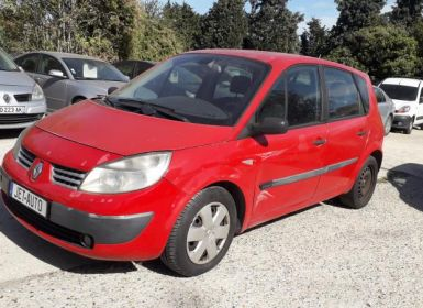 Vente Renault Scenic 2 1.9 DCI 120 EXPRESSION Occasion