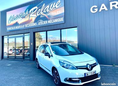 Vente Renault Scenic Gd III Dci 130 Bose Occasion