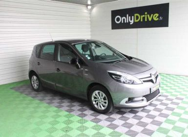 Vente Renault Scenic Scénic III 1.5 dCi 110 Energy eco2 Limited Occasion