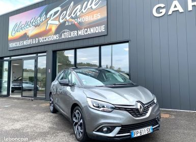 Achat Renault Scenic TCE 140 EDC Intens Bose Occasion