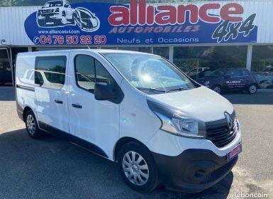 Vente Renault Trafic 1.6l dci 125cv 6 places tva recuperable Occasion