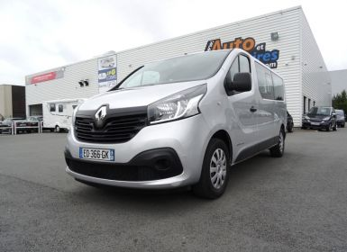Vente Renault Trafic III COMBI L2 1.6 DCI 125CH ENERGY ZEN 9 PLACES Occasion