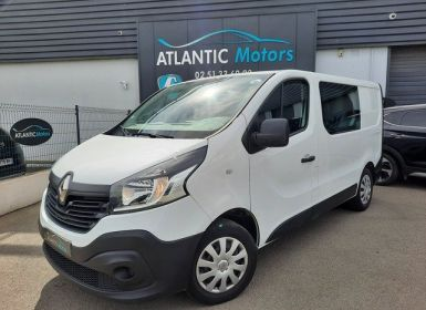 Renault Trafic L1H1 DCI 90ch Cabine approfondie