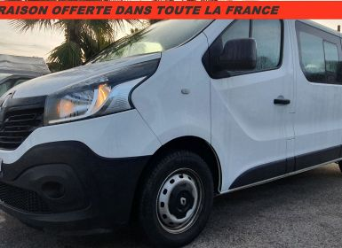 Renault Trafic L2 1.6 DCI 125CH ENERGY LIFE 9 PLACES Occasion