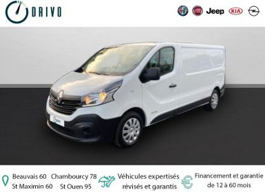 Achat Renault Trafic L2H1 1200 1.6 dCi 125ch energy Grand Confort Euro6 Occasion