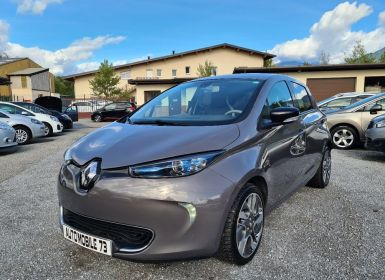Renault Zoe 90 edition one 02/2017 CHARGE NORMALE CUIR CHAUFFANT BOSE Occasion