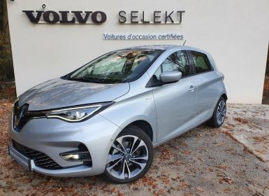 Renault Zoe Edition One charge normale R135