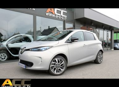 Vente Renault Zoe EDITION ONE CHARGE NORMALE R90 Occasion