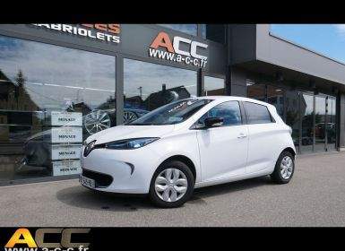 Vente Renault Zoe LIFE CHARGE NORMALE TYPE 2 Occasion