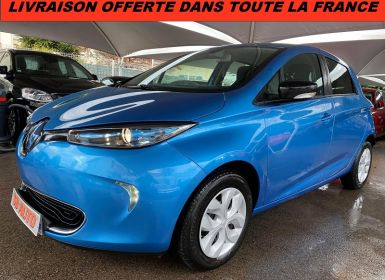 Achat Renault Zoe LIFE CHARGE NORMALE TYPE 2 Occasion