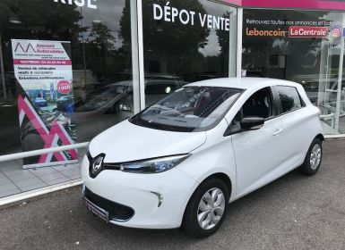 Achat Renault Zoe LIFE CHARGE RAPIDE Occasion