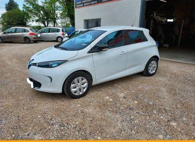 Renault Zoe Zoé Life charge rapide