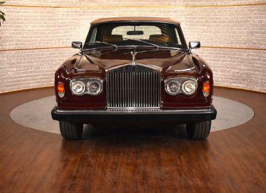 Vente Rolls Royce Corniche Rolls Royce Corniche 1975 Occasion