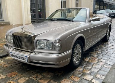 Vente Rolls Royce Corniche V Last Of Line Occasion